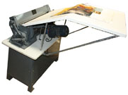Electric Calendar Rimming Machine