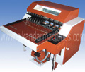 Half Cut Sticker Label Cutting Machine Power Operated