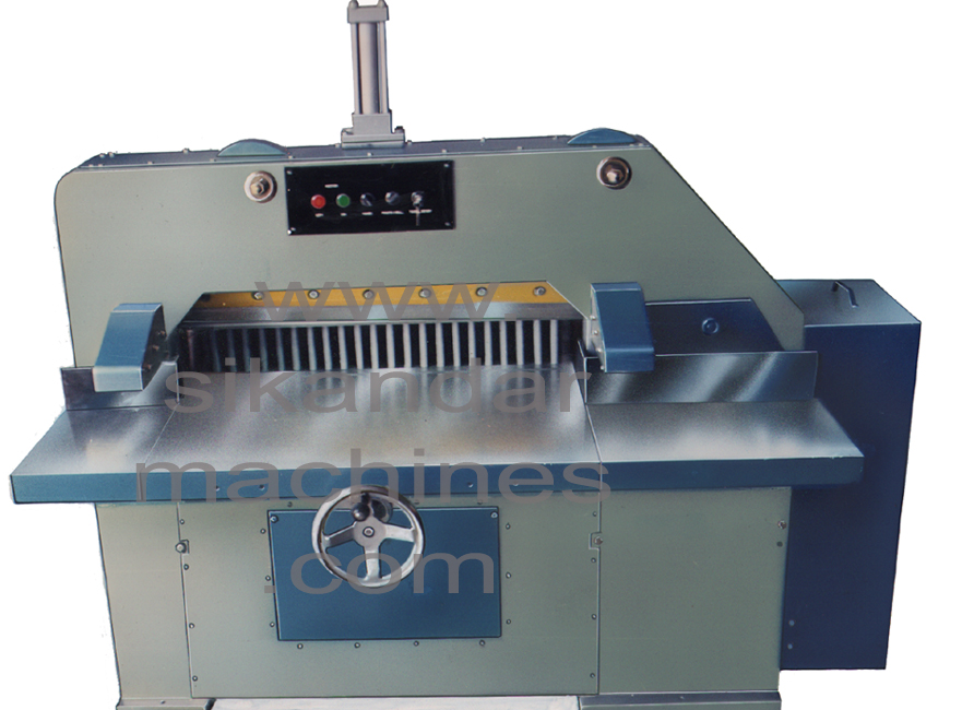 Automatic Paper Cutter Economic Model