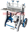 Adjustable Bending Creasing Machine Power Operated
