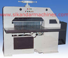 Semi Automatic Paper Cutting Machine Specialised Model