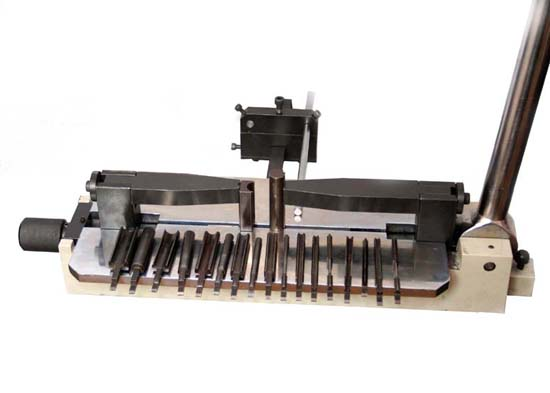 Steel Rule Bending Machine Specialised
