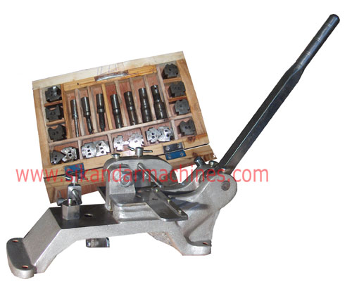 Steel Rule Bending Cutting Machine MODEL:SRBC2C
