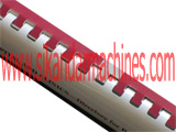 Plastic Coil, Double Wire, Plastic Comb, Spiral Punching & Ring Binder Machines